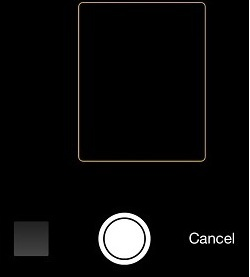 Fix Camera black screen issue in iPhone, iPad: iOS 8