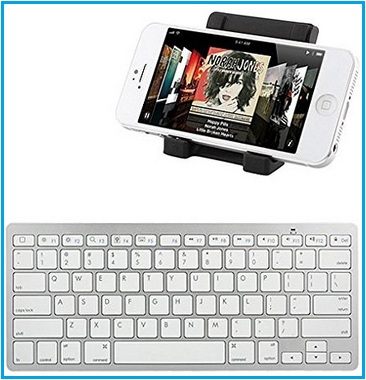 Best Bluetooth keyboard for iOS device