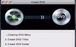 Start Burning process on Mac