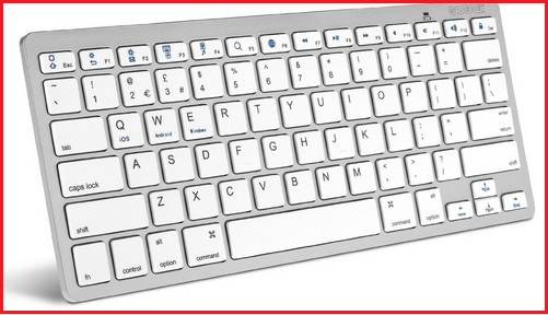 CaseFlex chargeable Bluetooth keyboard for iPhone