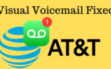 AT&T Visual Voicemail Not Working Fixed