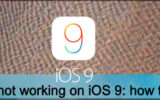 Siri not working on iOS 9 get how to fix