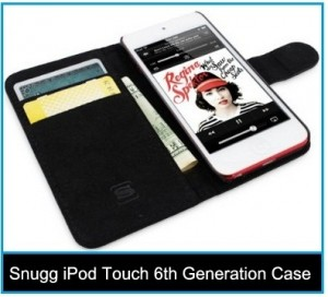 Good iPod Touch 6th Gen leather Cases deals- USA, UK