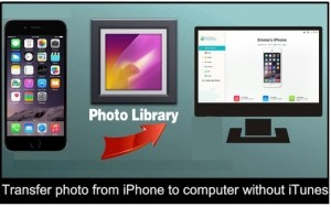 how to Transfer photos from iPhone to PC without iTunes: Here's Free Guide