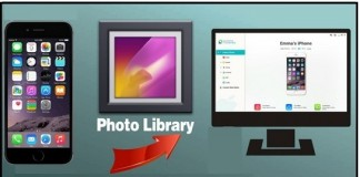 best way to transfer photo from iPhone to computer without iTunes