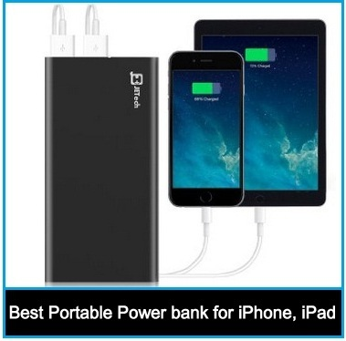 best Portable Power bank for iPhone 6