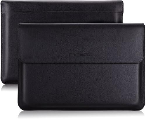 MoKo Classic High-Quality Leather Bag Sleeve