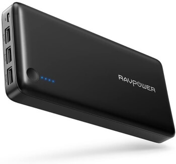 RAVPower External Battery Portable Power Bank