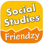 Social Studies Friendzy: Best iPad apps for middle school student