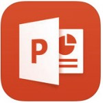 online PowerPoint presentation app for iPad Air, iPad Mini and iPhone 6, 6 plus