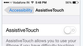 How to disable Assistivetouch on iPhone 6, 6 Plus, iOS 8, iOS 9