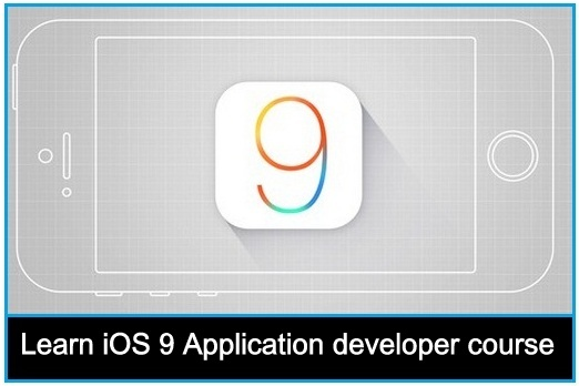 Get iOS 9 App development course by Udemy