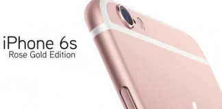 iPhone 6S rose gold Price, release date, features