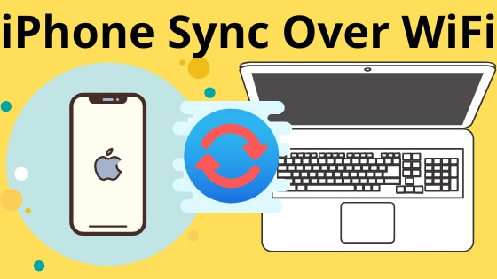 iPhone Sync Over WiFi on Macbook mac computer