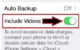 guide on how to take backup video whatsapp on iPhone and iPad Air, iPad mini, iPhone 6