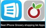 Best iPhone Grocery shopping list shared Apps 2015