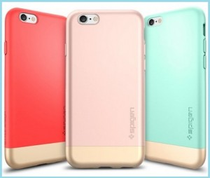 Best iPhone 6S cases from spigen 2015: Reviewed
