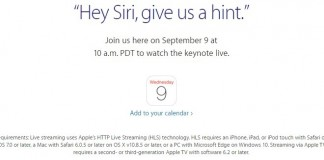 Watch live keynote 2015 on IOS or Mac Device