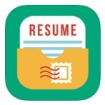 CV or Resume maker app for iPhone, iPad