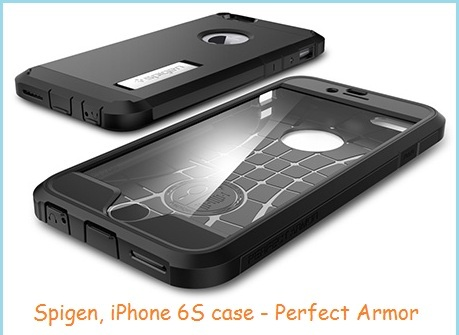 Hard case by Spigen iPhone 6S
