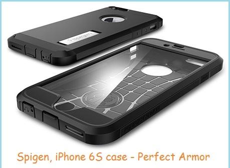 Hard case by Spigen iPhone 6S