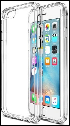 transparent iPhone 6S case in 2015