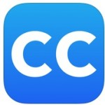CamCard reader app for iOS device