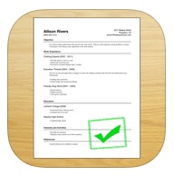 upload resume online from ipad resume builder for ipad