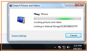 copy photos from iPhone to Windows PC: Without iTunes