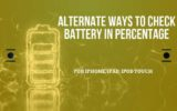 Alternate Ways to Check Battery in Percentage on iPhone And iPad