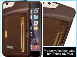 Best iPhone 6S plus leather Cases 2015