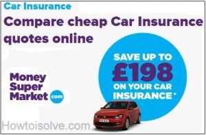 Best Website to compare car insurance UK 2017