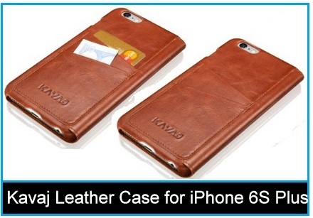 cute iPhone 6S plus leather case
