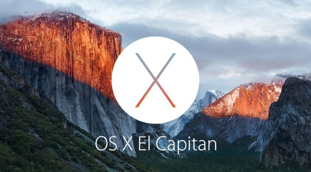 Download and Install OS X EI Capitan on iMac, MacBook