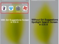 how to banish an app from Siri Suggestions in spotlight screen in iOS 9, iPhone 6S, iPhone 6S Plus, iPhone 6, 6 plus, iPhone 5S