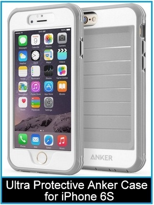 Ultra Protective Anker Case for iPhone 6S 2015