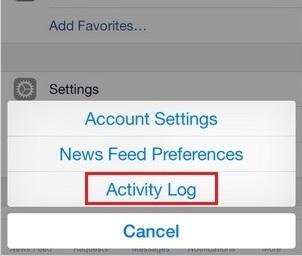 Activity Log App