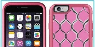 My Symmetry Series iPhone 6S case from Otterbox USA
