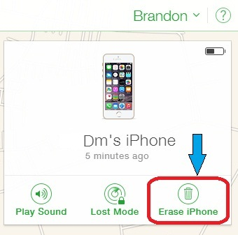 9 Steps to delete data of lost iPhone remotely