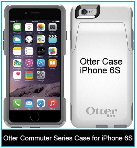 Best Otter Commuter Series Case for iPhone 6S top 2015