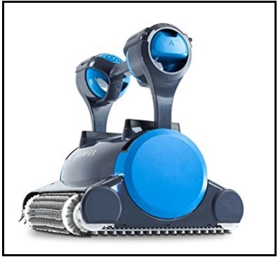 1 Dolphin Premier in ground Robotic pool cleaner