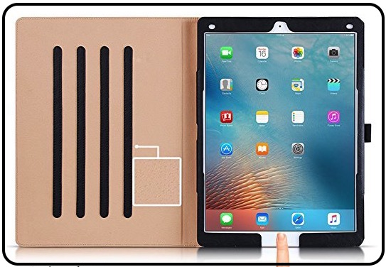 1 ProCase for iPad Pro 12.9 inch leather