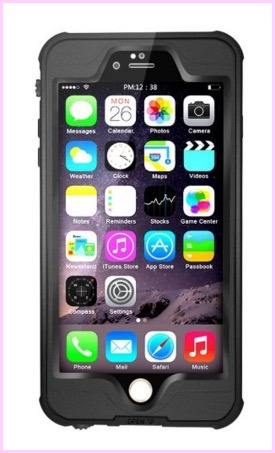 best iPhone waterproof case reviews and best guide