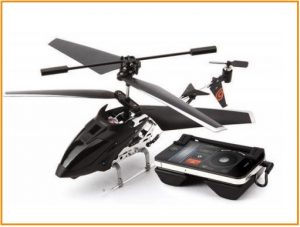 Here's The best iPhone controlled helicopter: iOS app compatible