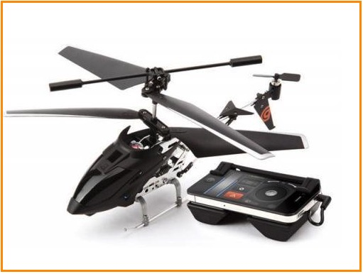 1 iPhone controlled helicopter