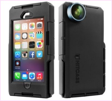 Camera featured iPhone 6S case for water