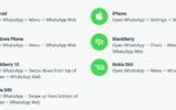 WhatsApp Web Setting on All device