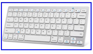 Wireless Keyboard for Apple TV controll