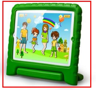 Mocreo iPad cases for toddlers, kids and adults