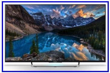 Sony 50 inch HD smart tv for Apple TV